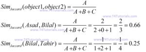 jaccard similarity in statistics