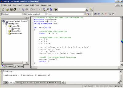 visualcpluspluscompiler