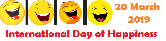 World International Day of Happiness 20 March Quotes