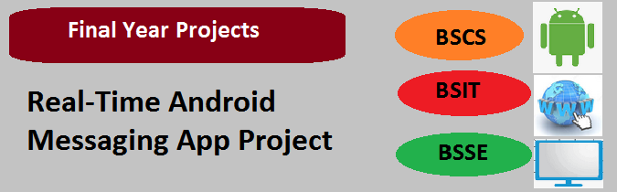 Real-Time Android Messaging App Project